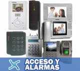 Control de Acceso y Alarmas
